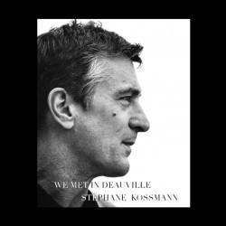 """Livre """"We met in Deauville"""""""