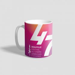 """Mug """"47e Festival du cinéma..."""
